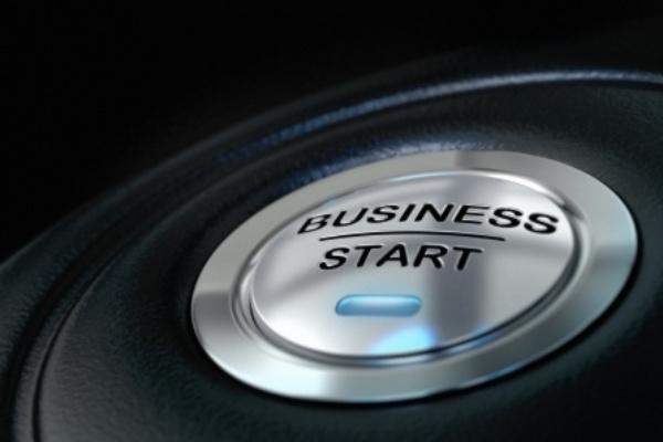 démarrage d'entreprise